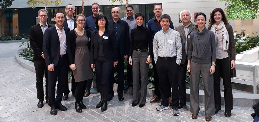 Kick-off Meeting of BioCatPolymers project, Brussels 10-11 January 2018
