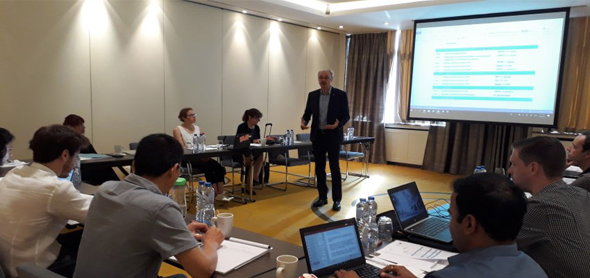 First BioCatPolymers Review Meeting in Brussels, 1-2 July, 2019